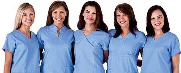 May đồng phục y tế quận 12