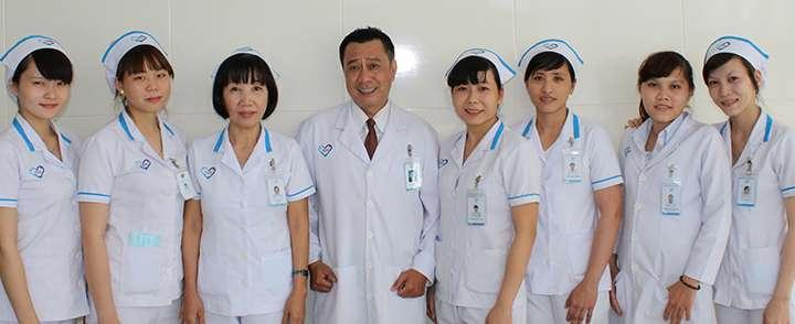 May đồng phục y tế tại quận 10