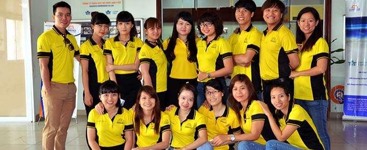 Công ty may đồng phục cao cấp cho nhân viên tại Hà Tĩnh