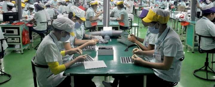 May đồng phục bảo hộ lao động cao cấp tại quận 5