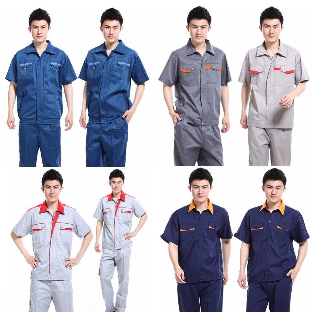 May đồng phục bảo hộ lao động cao cấp tại quận Bình Thạnh