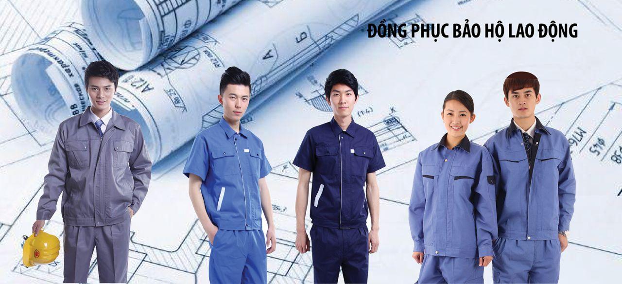Đồng phục bảo hộ lao động đẹp tại TPHCM