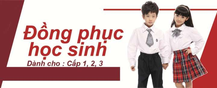 May đồng phục học sinh cao cấp tại Tân Bình