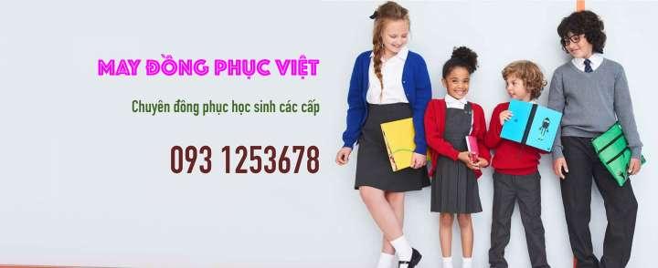 May đồng phục học sinh cao cấp tại Gò Vấp