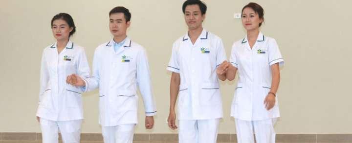Địa chỉ chuyên may đồng phục y tế - bệnh viện