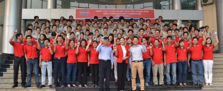 Áo thun đồng phục công nhân cao cấp tại Đà Nẵng