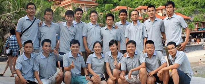 Công ty may áo thun đồng phục tại quận Tân Phú