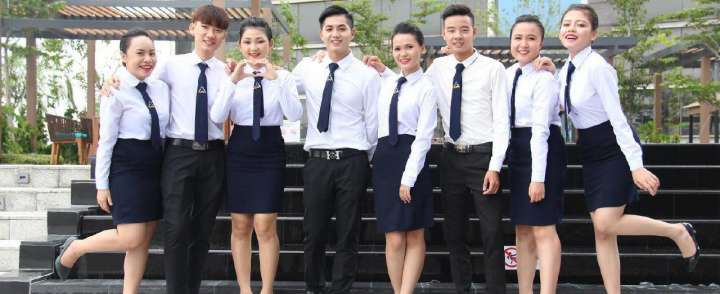 Đồng phục sơ mi công sở giá rẻ tại Đà Nẵng