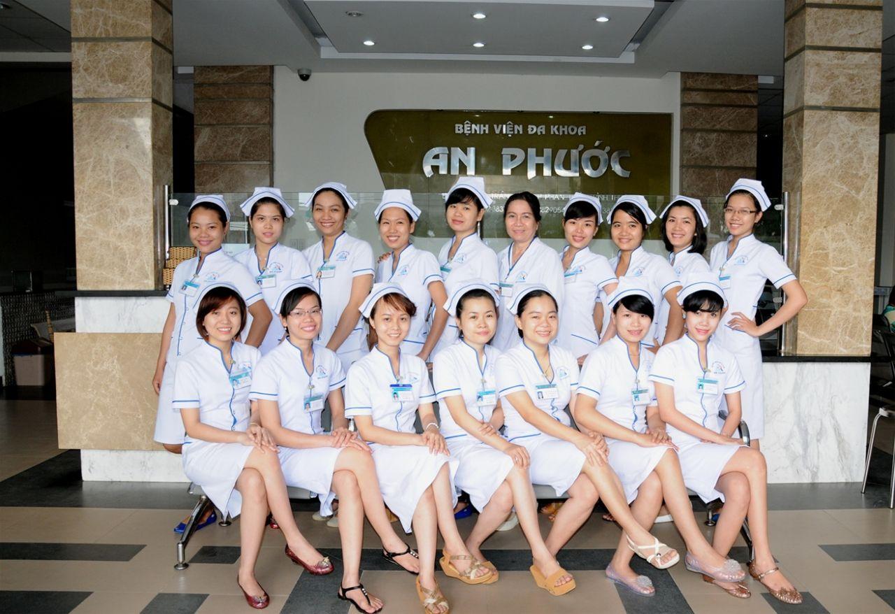 May đồng phục y tá cao cấp tại TPHCM