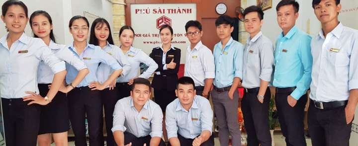Đồng phục công sở đẹp giá rẻ tại TPHCM
