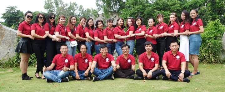 Doanh nghiệp may đồng phục áo thun cao cấp tại TPHCM