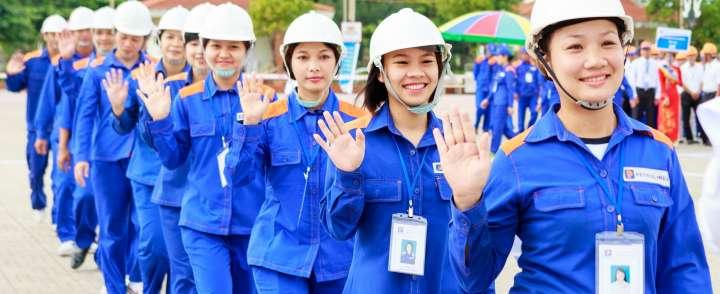 Doanh nghiệp may đồng phục bảo hộ cao cấp tại TPHCM