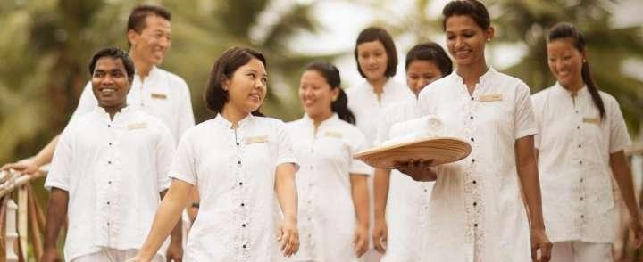 Doanh nghiệp may đồng phục spa cao cấp tại TPHCM
