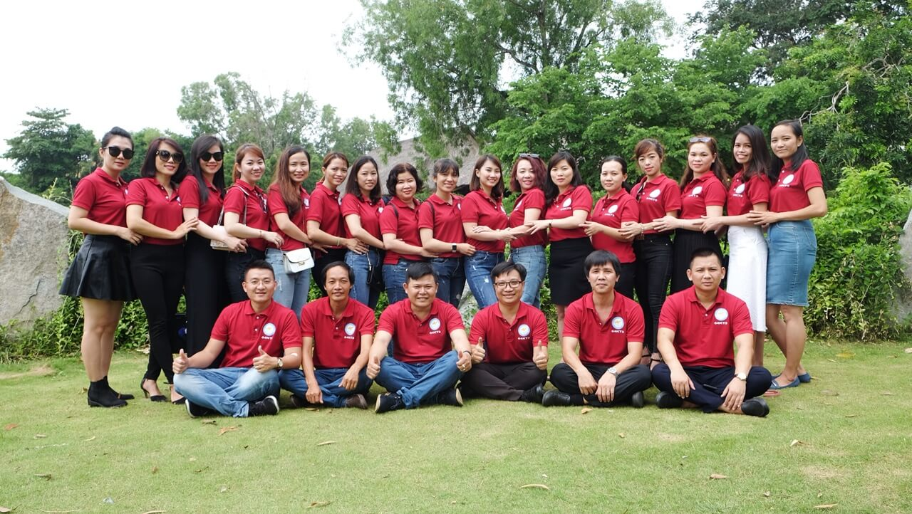 May đồng phục áo thun có cổ cao cấp tại TPHCM