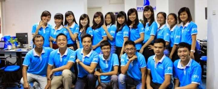 Xưởng may áo thun đồng phục công sở cao cấp tại TPHCM