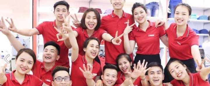 Xưởng may đồng phục áo thun công ty chất lượng TPHCM