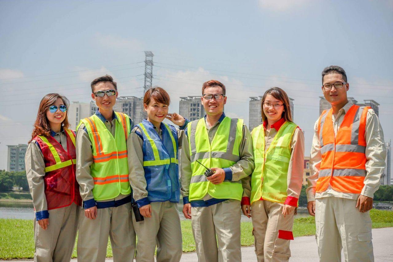 Xưởng may đồng phục bảo hộ lao động chất lượng TPHCM