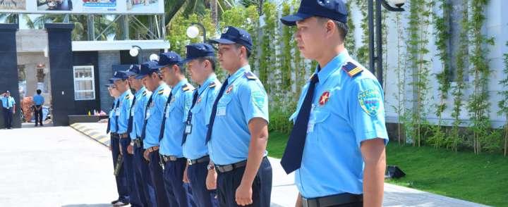 Xưởng may đồng phục bảo vệ chất lượng TPHCM