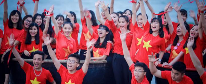 Làm đồng phục áo lớp đẹp tại Đà Nẵng