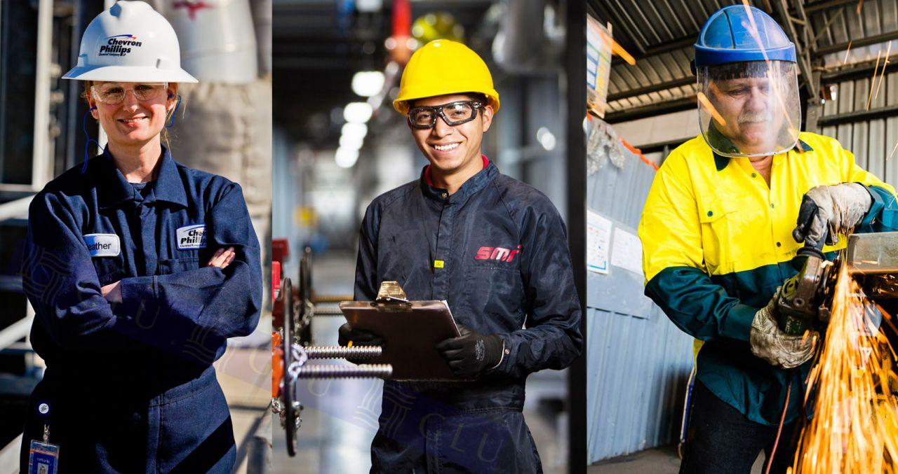 Xưởng may đồng phục bảo hộ giá rẻ TPHCM
