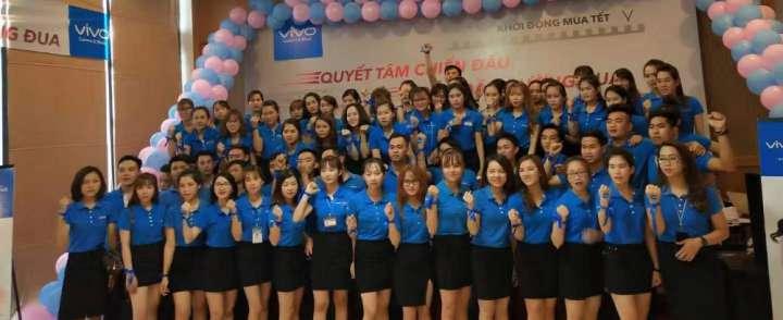 May đồng phục áo thun quận Bình Thạnh
