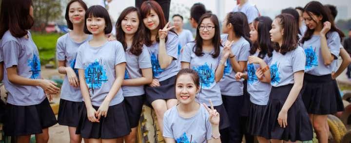 May đồng phục giá rẻ đẹp tại quận Phú Nhuận