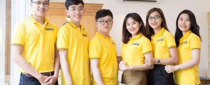 May đồng phục giá rẻ đẹp tại quận Gò Vấp