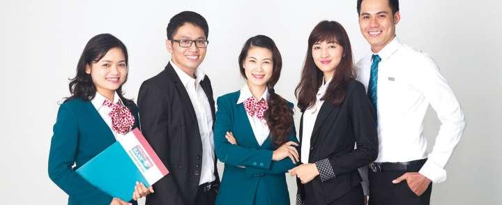 May đồng phục giá rẻ đẹp tại huyện Bình Chánh