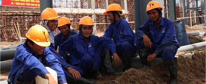 Công ty may đồng phục bảo hộ lao động cao cấp tại quận 12