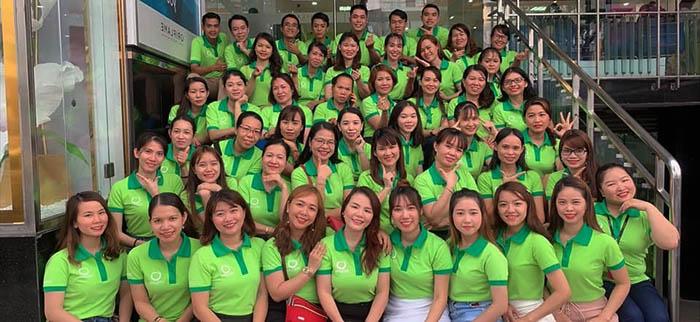 May Đồng Phục Công Sở Quận 12 – TPCHM – May Đồng Phục Việt