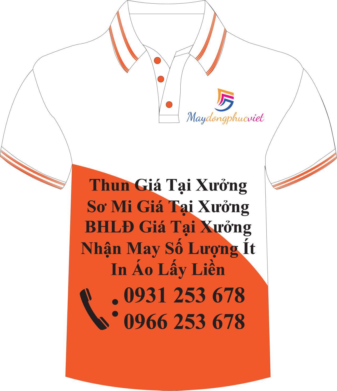 May Áo Thun Teambuilding Tại Quận 12 – TPHCM