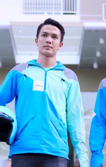 Áo khoác đồng phục bảo hộ công ty màu xanh