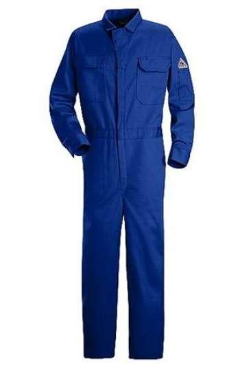 Đồng phục bảo hộ áo liền quần màu xanh đậm tay dài