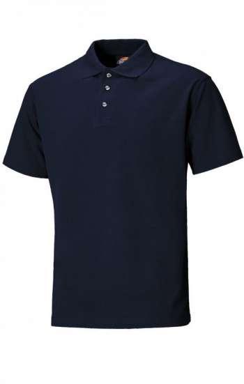 Đồng phục polo màu xanh đen cao cấp