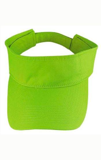 Đồng phục nón kết nửa đầu màu xanh lá